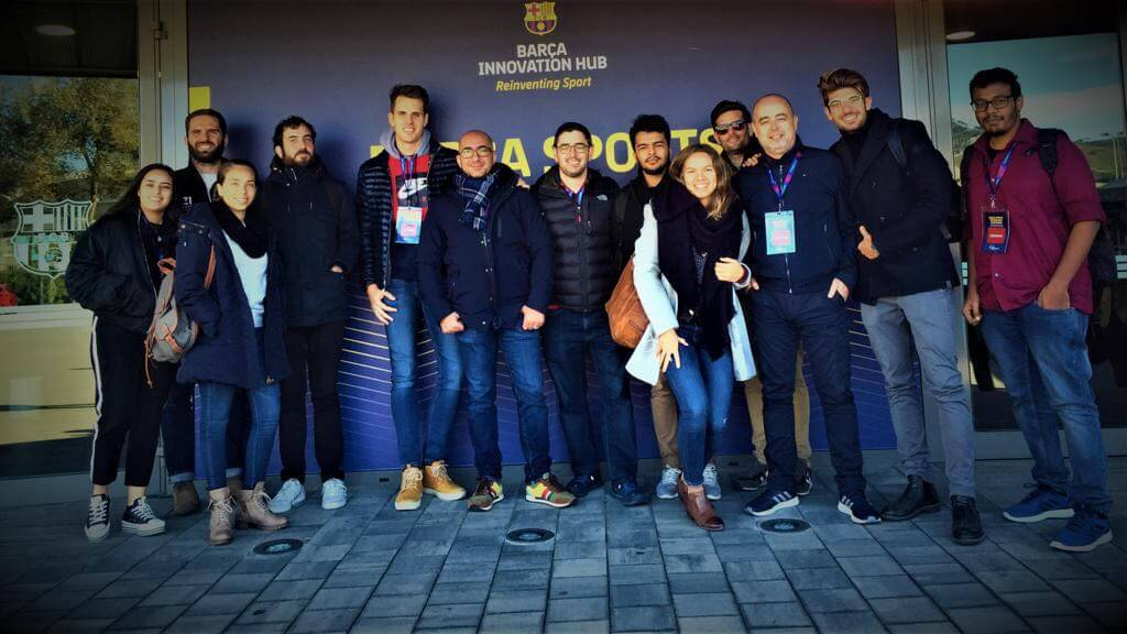 クライフ大学: Master in Football Business in partnership with FC Barcelona